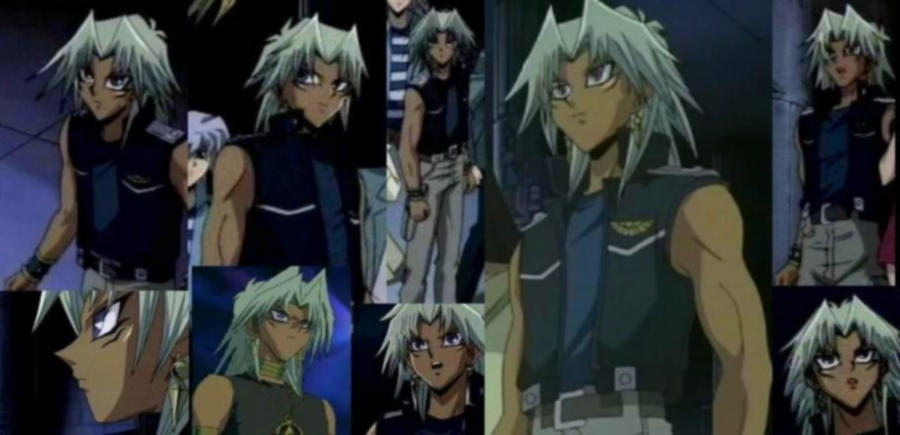 Malik collage by Marik-fan