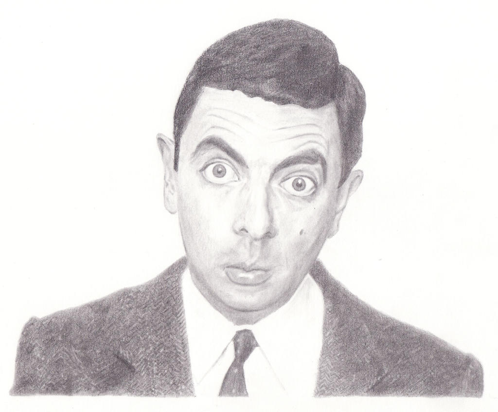 how to draw mr bean car