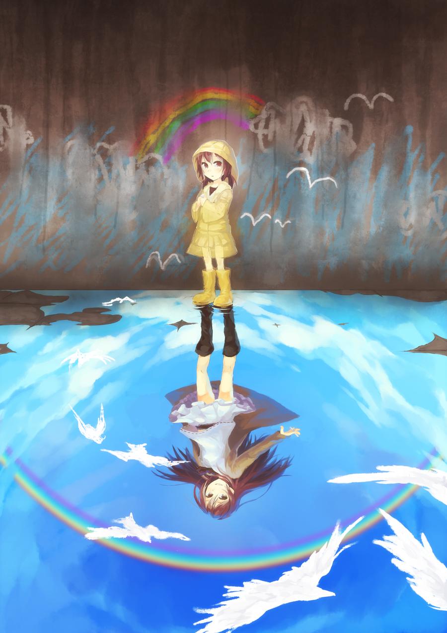 Rain by countercanon