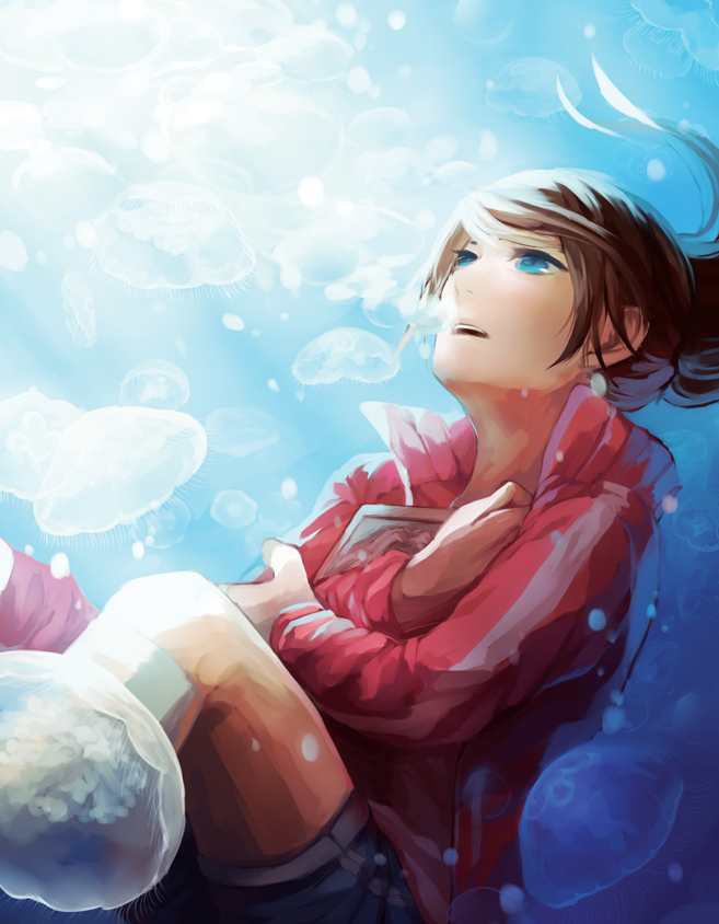 Sleeping with the fishes by corowne on deviantart for Sleeping with the fishes