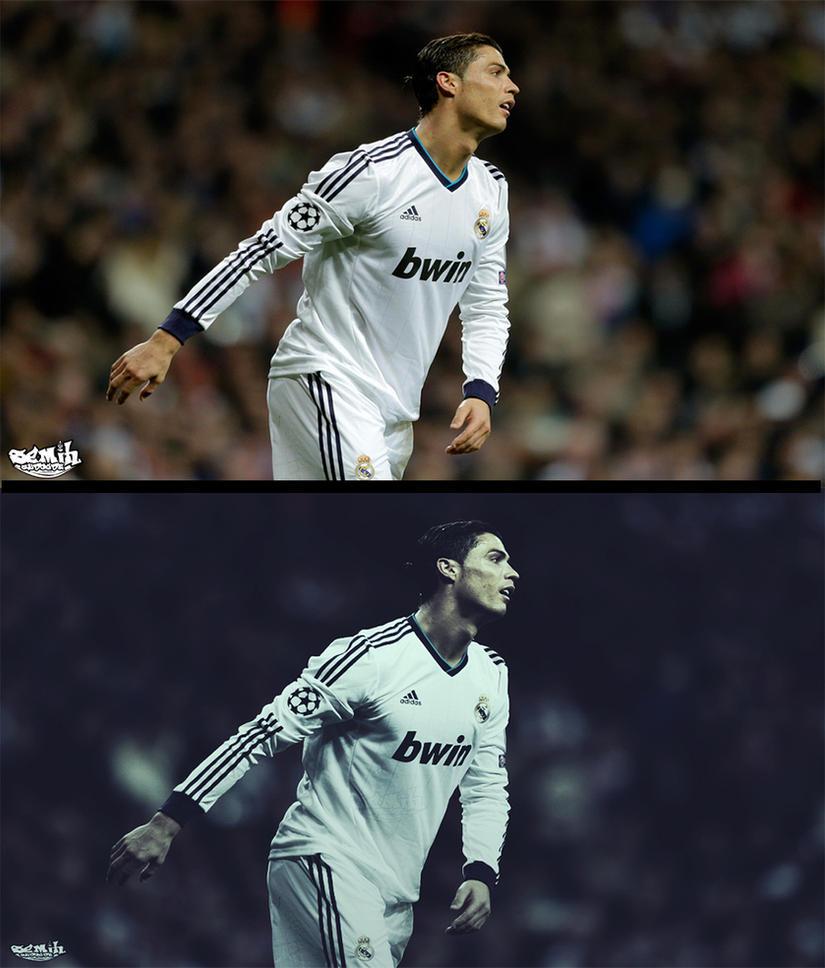 Cristiano Ronaldo Effect Work by SemihAydogdu