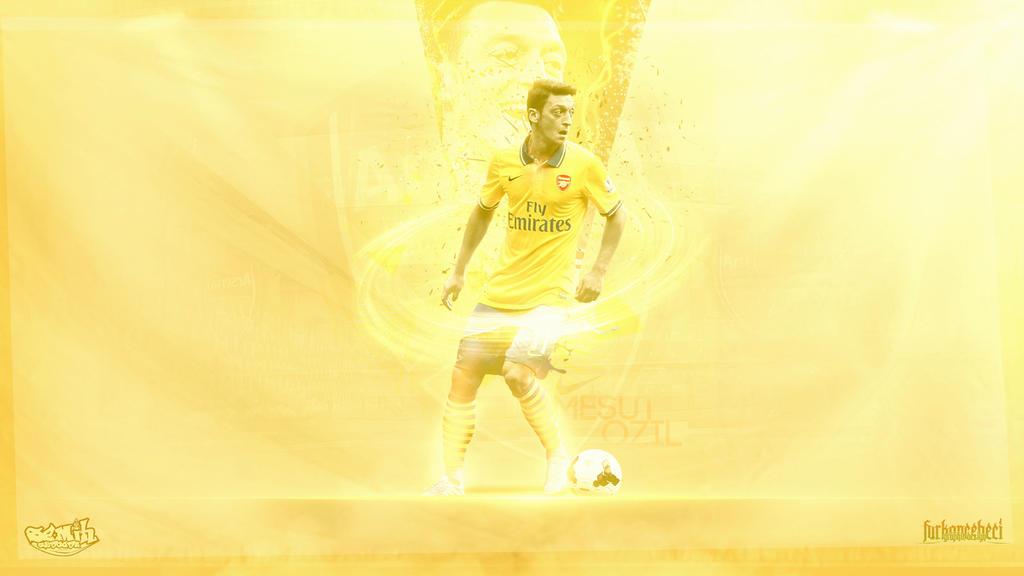 Mesut Ozil WP by SemihAydogdu