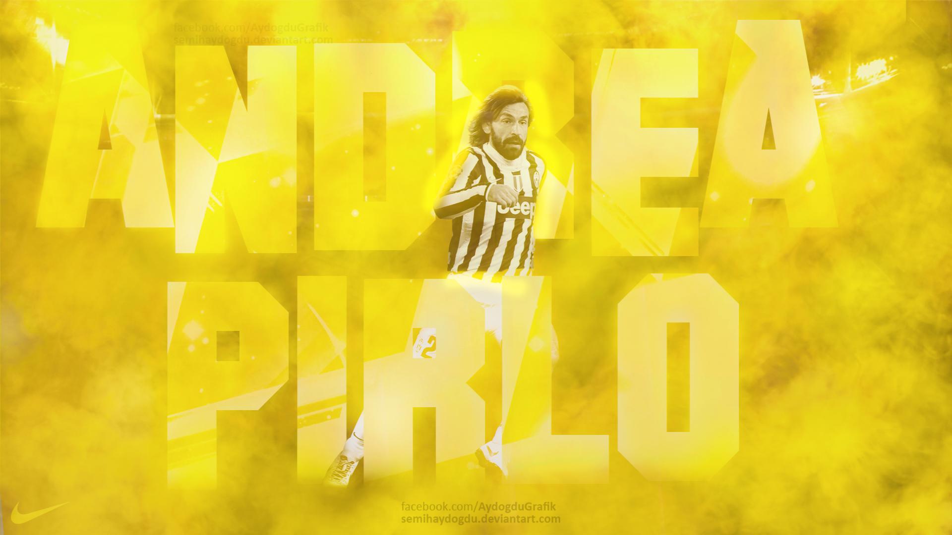 Andrea Pirlo by SemihAydogdu