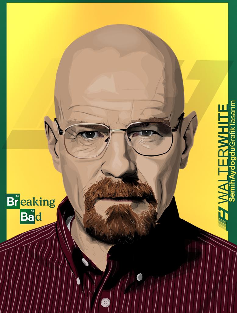 Breaking Bad | Heisenberg Vector by SemihAydogdu