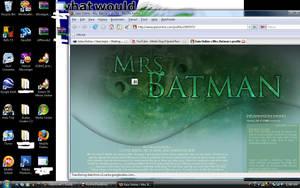 My laptop's desktop by dawdude