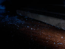Blue Dust Texture 002 by dawdude