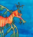 Sea Dragon by LotusElysse
