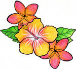 Flower Tattoo by LotusElysse