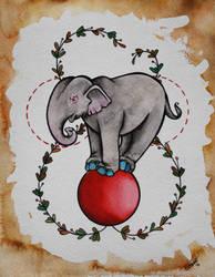 balancing act by LotusElysse