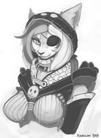 Pirate by Kameloh