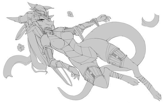 Stylish Dragon