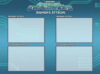 Virtual Explorers - Digimon Attacks App