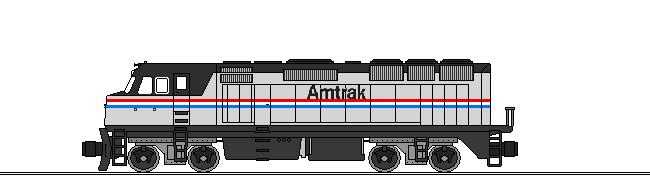 Amtrak Fans by iamageek500