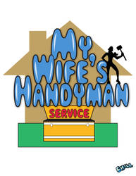 Handy man logo by PCHILL