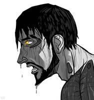 :DX: wet boy by DemonHunterJoan