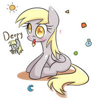 doodle derpy by joycall3