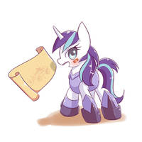 mare shining armor by joycall3
