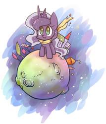 Princess Luna by joycall3