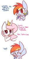 Make me princess