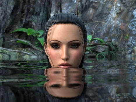 Lady In Lake 1