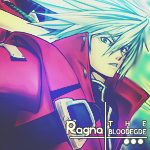 Ragna The Bloodedge Avatar by SaberFSN