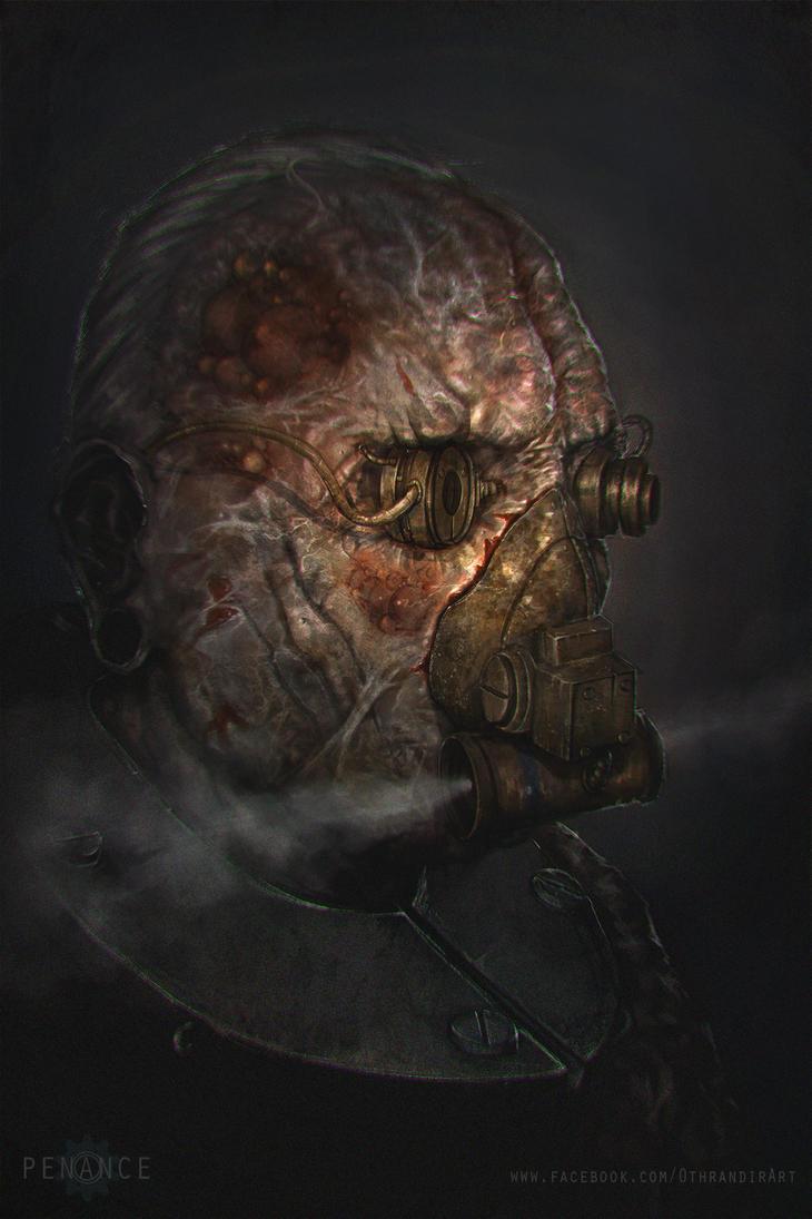Dr. Anselm Gray by Othrandir