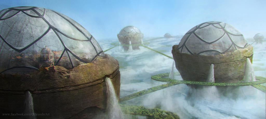 Environment concept by Othrandir