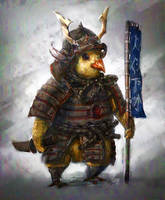 Samurai Chick