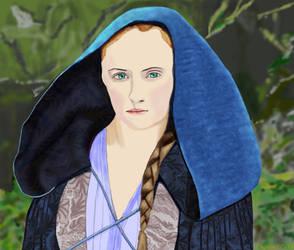 Sansa ( Westeros - Political Undergrad )