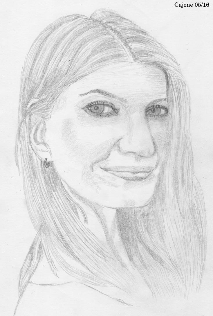Carrie Hopewell by cajone