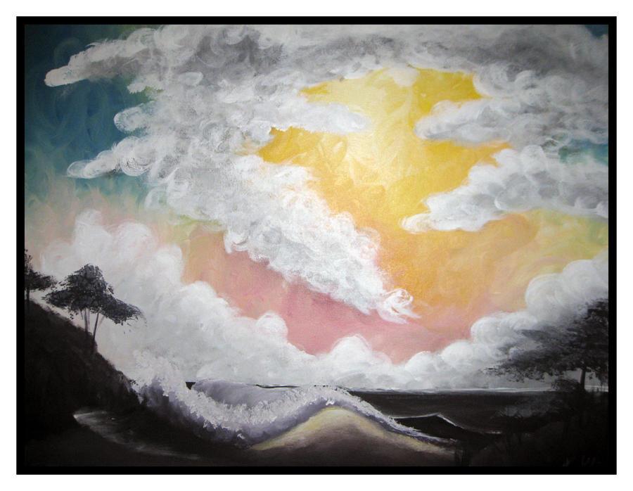 Storm by BluExtacy