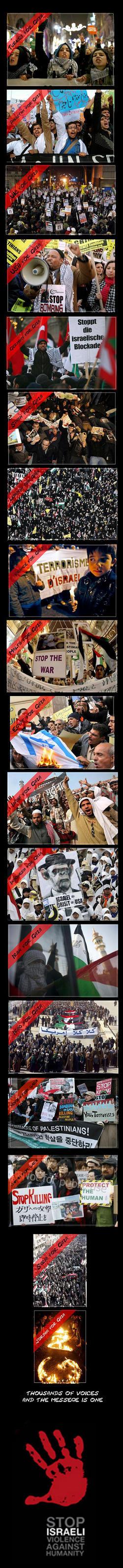stop israeli violence against by Ashitaka-moon