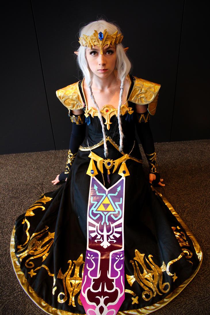 Dark Zelda by jellyfire