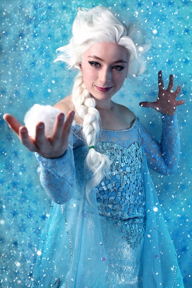 The Cold Never Bothered Me Anyway by jellyfire