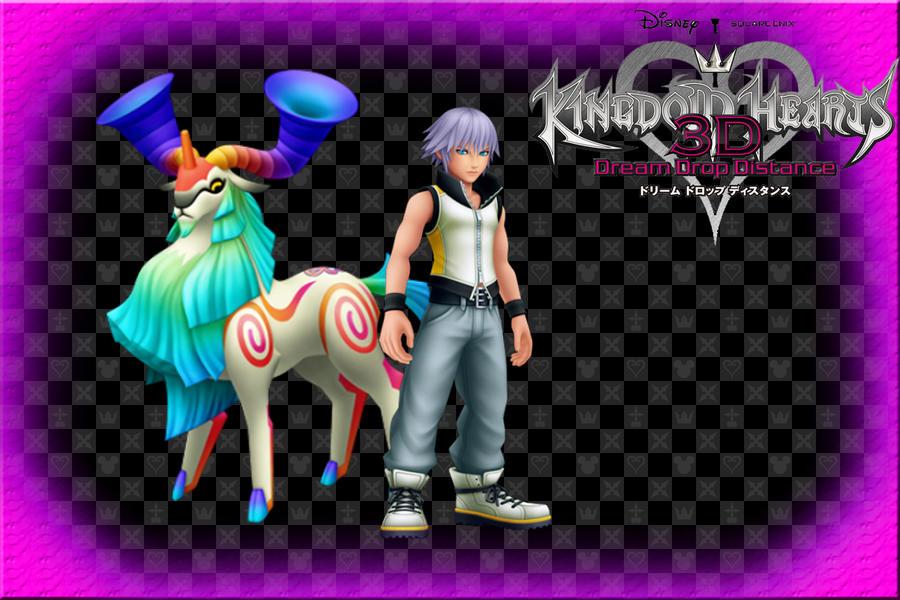 Kingdom Hearts Sora 1a...