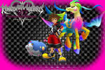 Kingdom Hearts 3D Wallpaper: Sora's Dream