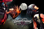Kingdom Hearts 3D Wallpaper: Full Moon