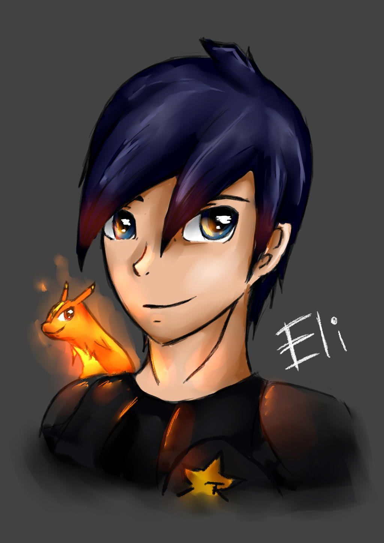Eli Shane by AzuraJae