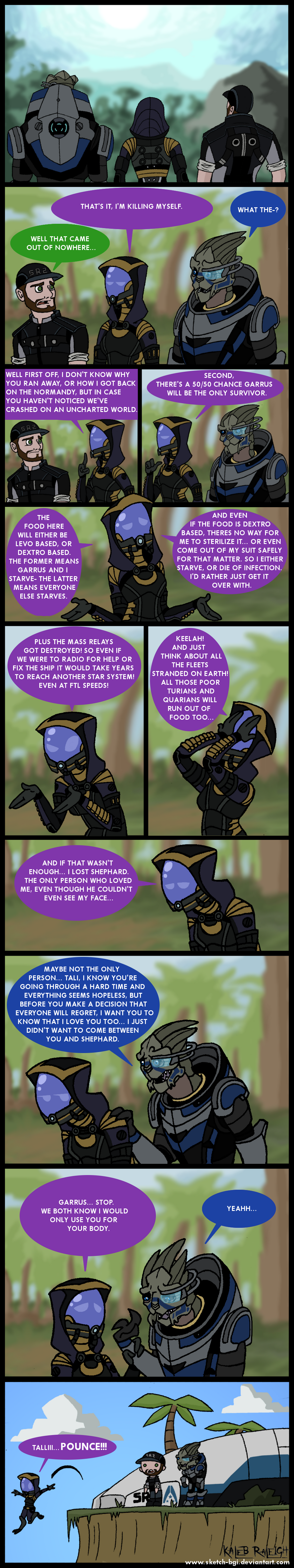 Liara the fall of the shadowbroker studiofow - 4 4