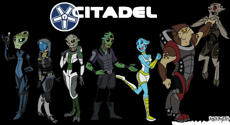 Citadel by Sketch-BGI