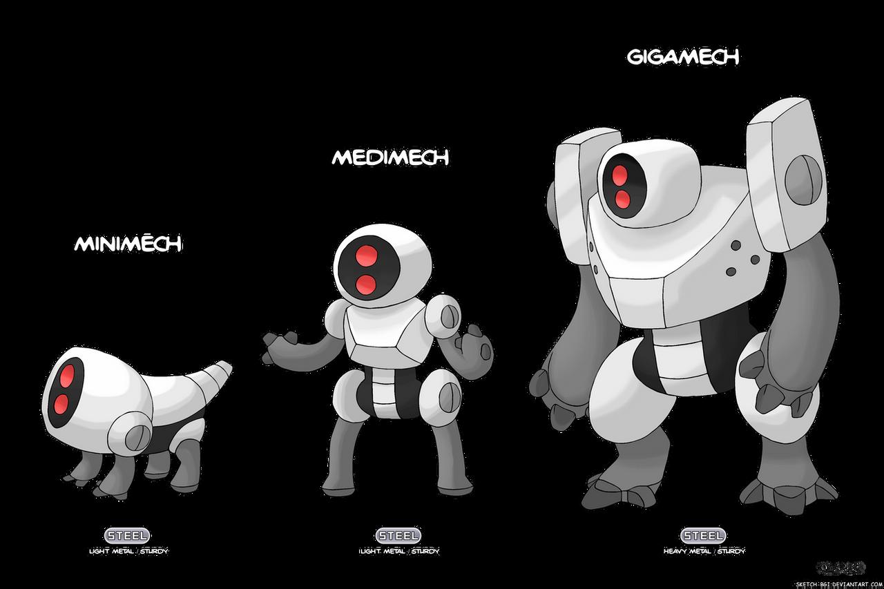 It's Mass Effective!: Mech