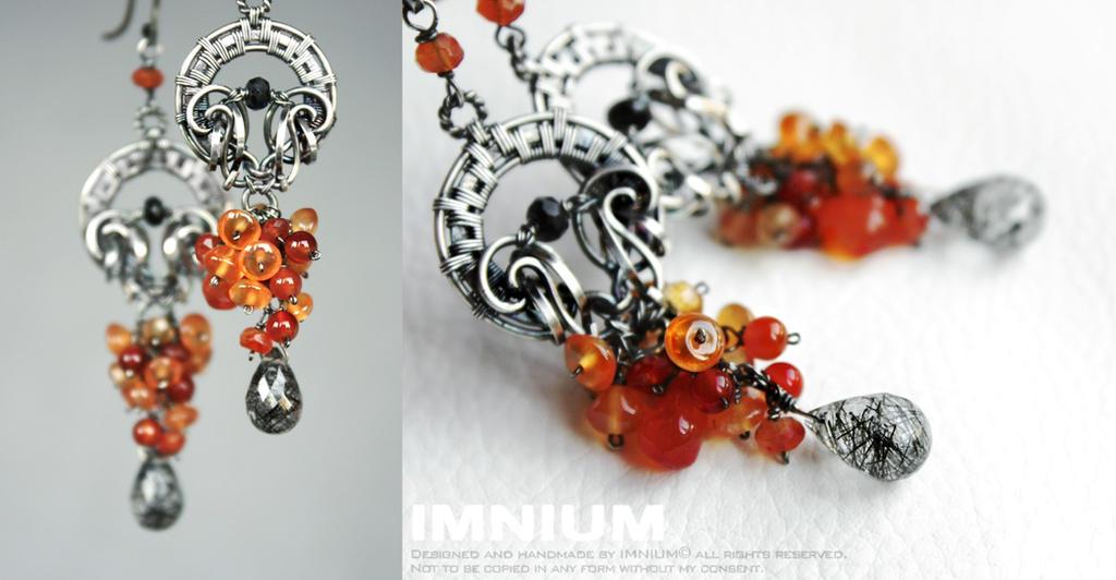 Orange twist by IMNIUM