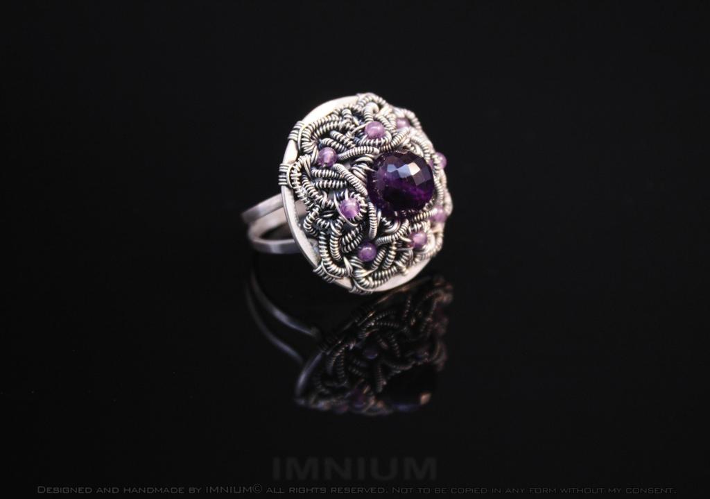 Kaleidoscope I ring by IMNIUM