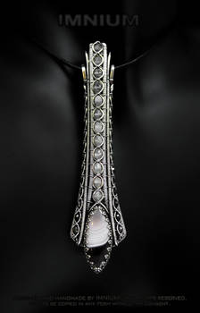 Spear pendant