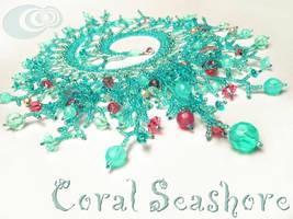 Coral Seashore by IMNIUM