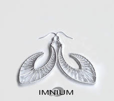 00207 Earrings by IMNIUM