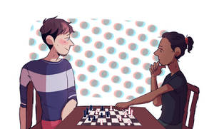 Patrician's Event - Chess Class by xXIZ-DELXx