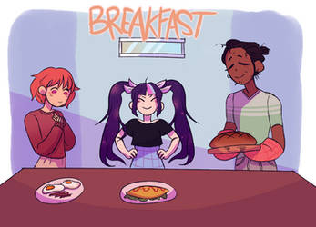 Patrician Academy | Cooking Class Breakfast by xXIZ-DELXx