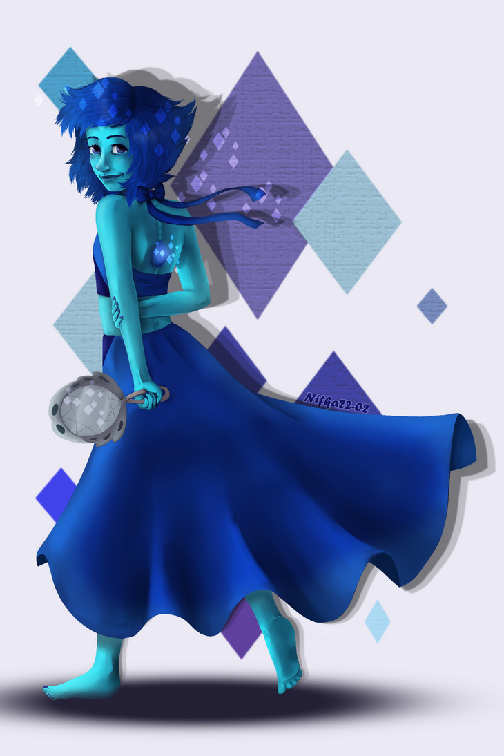 Lapis is charming, isn't she?  SPEEDPAINT: www.youtube.com/watch?v=uxfl9C… character (c) Rebecca Shugar Art (c) Nifka22-02. visit me on my channel on YouTube: www.youtube.com/channel/UC...