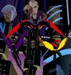 Batman Beyond Darknights